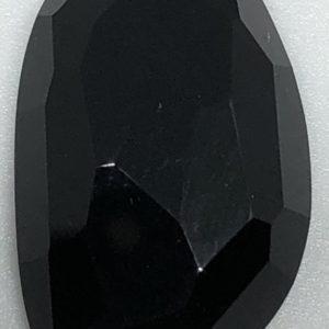 Black Obsidian Cabochon