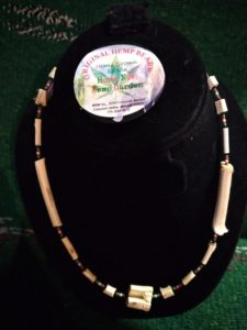 Hemp Hurd Cut Into Beads